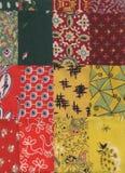 Het patroon van het dekbed Royalty-vrije Stock Afbeeldingen