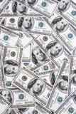 Het Patroon van het geld Stock Afbeeldingen