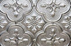 Het patroon van het glas Stock Afbeeldingen