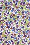 Het patroon van het hart Royalty-vrije Stock Fotografie