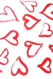 Het patroon van het hart Royalty-vrije Stock Afbeelding