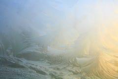 Het patroon van het ijs Royalty-vrije Stock Foto