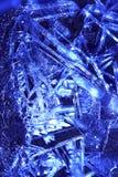 Het patroon van het ijs stock afbeeldingen