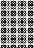 Het patroon van het labyrint Royalty-vrije Stock Afbeeldingen