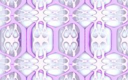 Het patroon van het latwerk Stock Afbeeldingen