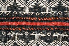 Het patroon van het linnen Royalty-vrije Stock Afbeelding