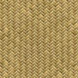 Het patroon van het mandweefsel Stock Foto