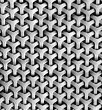Het patroon van het mandweefsel Royalty-vrije Stock Foto