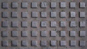 Het patroon van het mangat Stock Foto