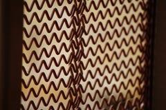 Het patroon van het metaal Royalty-vrije Stock Afbeeldingen