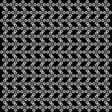 Het patroon van het metaal Royalty-vrije Stock Foto