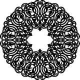 Het patroon van het mohammedanisme Royalty-vrije Stock Afbeeldingen