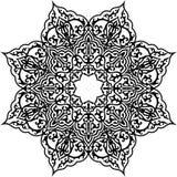 Het patroon van het mohammedanisme Royalty-vrije Stock Afbeelding