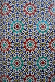 Het Patroon van het mozaïek Stock Afbeeldingen