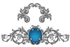 Het patroon van het ornament royalty-vrije illustratie