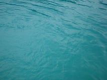 Het patroon van het poolwater Stock Fotografie