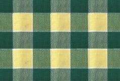 Het patroon van het tafelkleed Royalty-vrije Stock Afbeeldingen