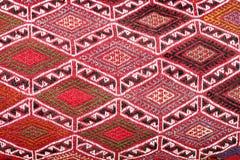 Het Patroon van het tapijt Royalty-vrije Stock Foto's