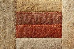 Het patroon van het tapijt Royalty-vrije Stock Foto