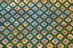 Het Patroon van kleurenglazen Stock Foto