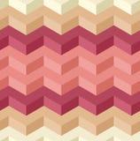 Het patroon van kleurenrechthoeken Royalty-vrije Stock Fotografie