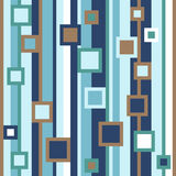 Het patroon van lijnen Stock Fotografie