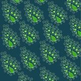Het patroon van Paisley Stock Fotografie