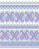 Het patroon van Paisley Royalty-vrije Stock Foto's