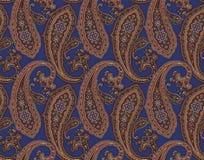 Het patroon van Paisley Stock Afbeeldingen