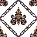 Het patroon van Paisley Stock Afbeelding