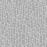Het patroon van pijlen Royalty-vrije Stock Fotografie