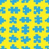 Het patroon van raadsel 04 Stock Fotografie