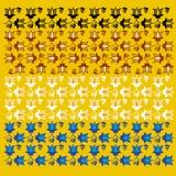 Het patroon van Rustical Royalty-vrije Stock Fotografie