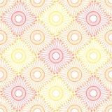 Het patroon van Seamles. Royalty-vrije Stock Fotografie
