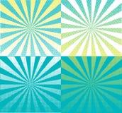 Het Patroon van Sprial Royalty-vrije Stock Foto's