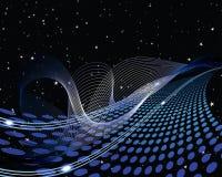 Het patroon van Techno royalty-vrije illustratie