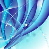 Het patroon van Techno Stock Afbeelding