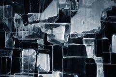 Het patroonachtergrond 2 van het ijs Royalty-vrije Stock Foto's