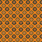 Het patroonachtergrond van de batik Royalty-vrije Stock Foto's