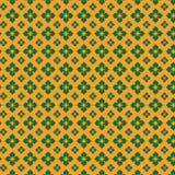Het patroonachtergrond van de bloem Royalty-vrije Stock Foto's