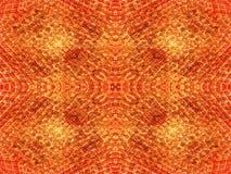 Het patroonachtergrond van de slanghuid Stock Foto's