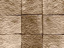 Het patroonachtergrond van de textuurbrick Spa muur in landschapsarchitect Royalty-vrije Stock Afbeeldingen