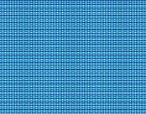 Het patroonontwerp van de jeanstextuur voor textiel Stock Foto's