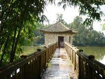 Het paviljoen ¼ van het reservoir ï Royalty-vrije Stock Fotografie