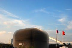 Het Paviljoen Shanghai 2010 EXPO van het Verenigd Koninkrijk Royalty-vrije Stock Foto's
