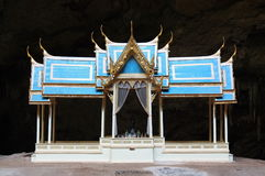 Het Paviljoen van Boedha Royalty-vrije Stock Afbeelding