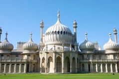 Het paviljoen van Brighton Stock Afbeelding