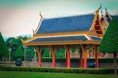 Het paviljoen van Chaloemkanchanaphisek Royalty-vrije Stock Foto's
