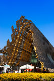 Het Paviljoen van China - Expo Milaan 2015 Stock Foto