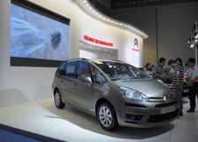 Het paviljoen van Citroën Royalty-vrije Stock Fotografie